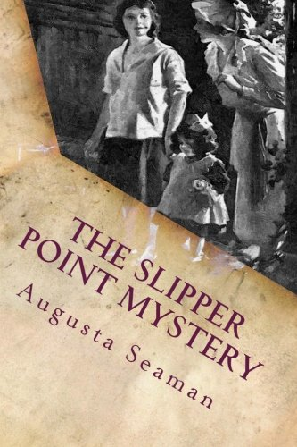 9781515099628: The Slipper Point Mystery: Illustrated