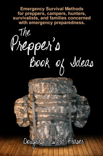 9781515107590: The Prepper's Book of Ideas: Black and white edition