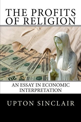 9781515108467: The Profits of Religion: An Essay in Economic Interpretation