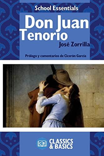 9781515108757: Don Juan Tenorio (School Essentials)