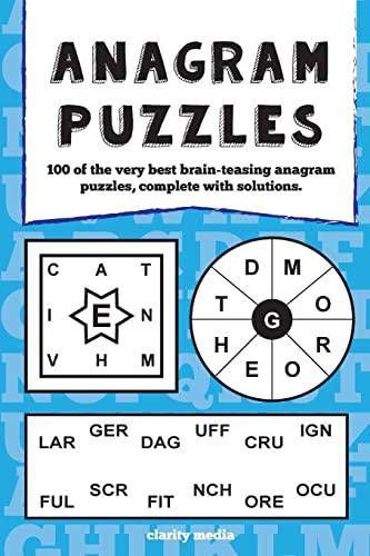Anagram Puzzles: Clarity Media