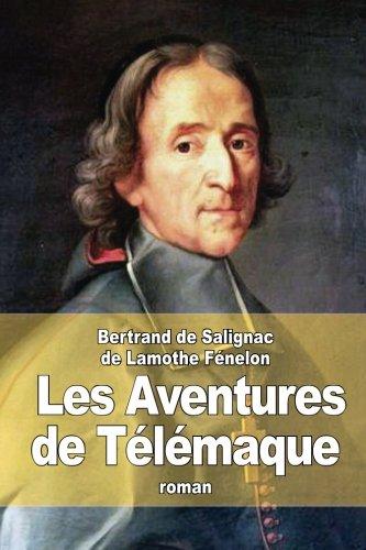 9781515119906: Les Aventures de Télémaque
