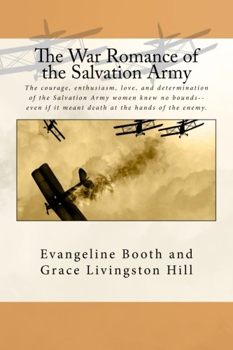 9781515122227: The War Romance of the Salvation Army