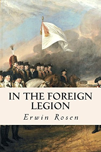 9781515122234: In the Foreign Legion