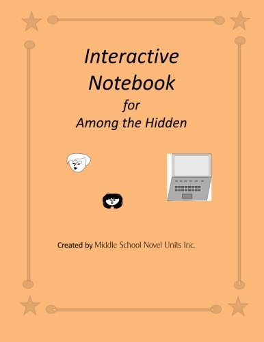 9781515124023: Interactive Notebook for Among the Hidden