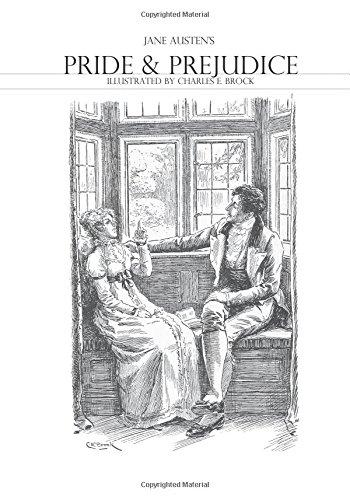 9781515126546: Jane Austen's Pride and Prejudice: A Color Book