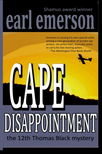 9781515127581: Cape Disappointment (The Thomas Black mystery series) (Volume 12)