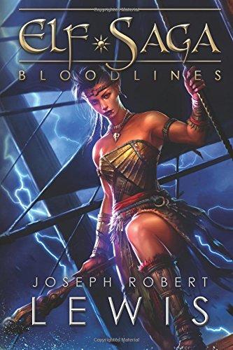 9781515128786: Elf Saga: Bloodlines