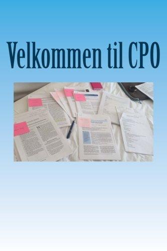 9781515130949: Velkommen til CPO (Danish Edition)