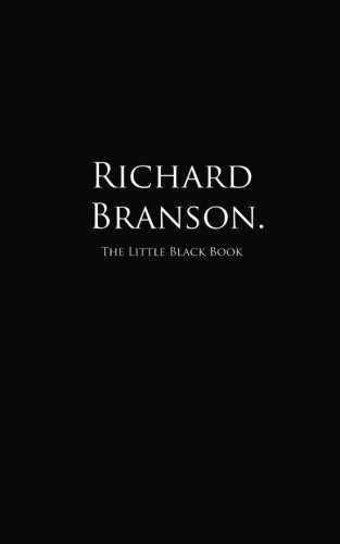 9781515140832: Richard Branson.: The Little Black Book