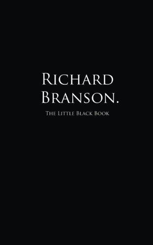 9781515140832: Richard Branson.: The Little Black Book (Little Black Books)