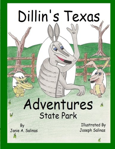9781515148289: Dillin's Texas Adventures: State Park (Volume 1)