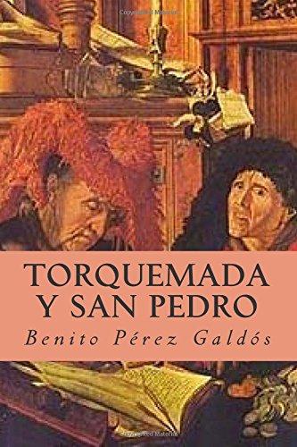 9781515148913: Torquemada y San Pedro (Spanish Edition)
