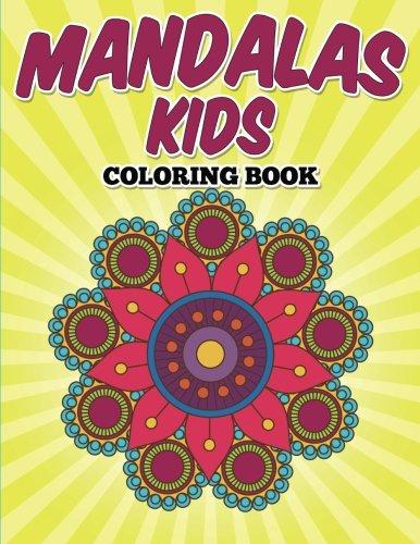 9781515149705: Mandalas Kids Coloring Book