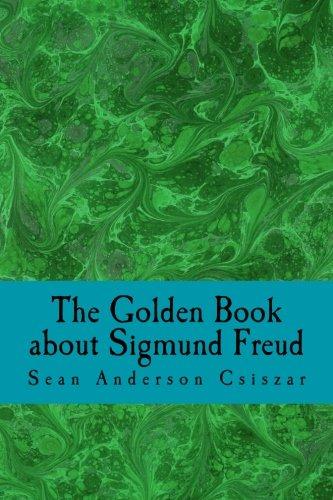 9781515152002: The Golden Book about Sigmund Freud