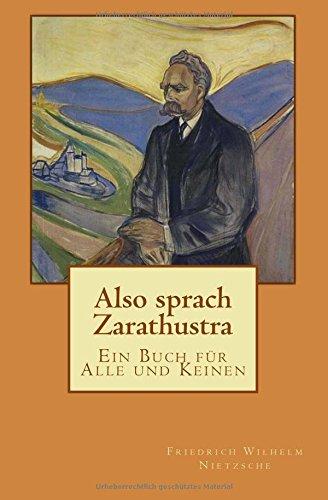 9781515156994: Also sprach Zarathustra (German Edition)