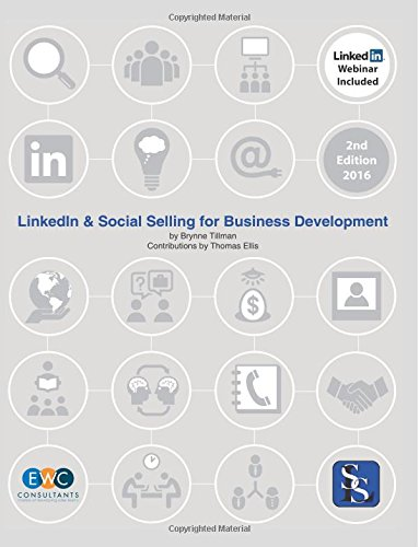 9781515158073: LinkedIn & Social Selling for Business Development: Authored by Brynne Tillman, Contributions by Thomas Ellis