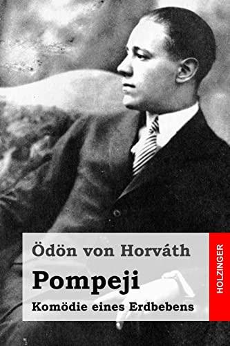 9781515161288: Pompeji: Komödie eines Erdbebens