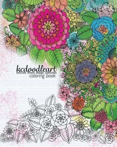 9781515162445: kcdoodleart collection: Coloring Book