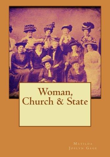 9781515168508: Woman, Church & State