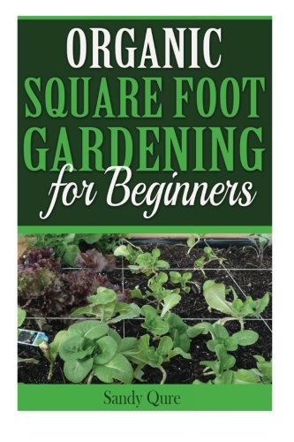 9781515172376: Organic Square Foot Gardening for Beginners
