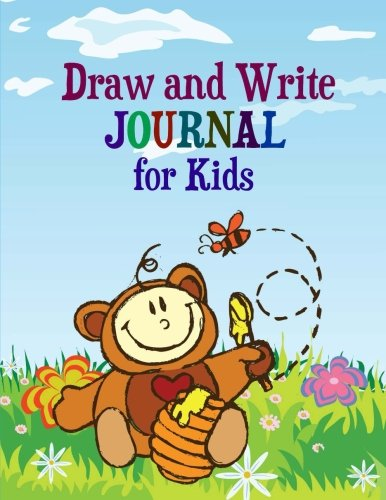 9781515174660: Draw and Write Journal for Kids (Extra Large Draw and Write Journals-Preschool, Kindergarten and First Grade Level) (Volume 5)