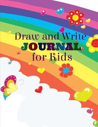 9781515179689: Draw and Write Journal for Kids (Extra Large Activity Books-Preschool, Kindergarten and First Grade) (Volume 7)