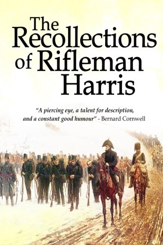 9781515185611: The Recollections of Rifleman Harris