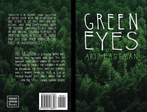 Green Eyes: Ari Eastman
