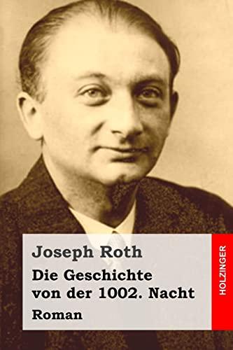 9781515186830: Die Geschichte von der 1002. Nacht: Roman (German Edition)