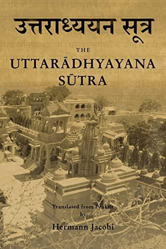 9781515192145: Uttaradhyayana Sutra