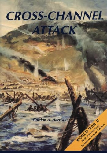9781515192718: Cross-Channel Attack (United States Army in World War II: The European Theater of Operations)