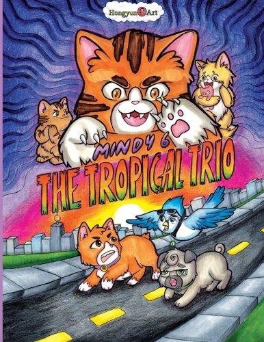 9781515193722: Mindy 6: The Tropical Trio