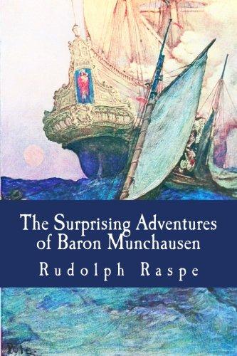 9781515199564: The Surprising Adventures of Baron Munchausen