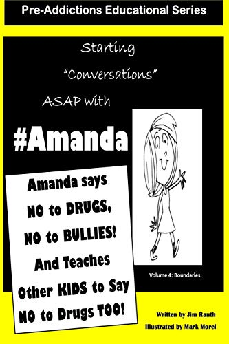 Amanda says NO to DRUGS, NO to: Morel, Mark