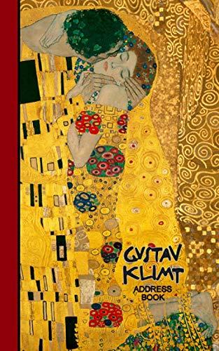 Address Book: Gustav Klimt Gifts / Presents ( Small Telephone and Address Book ) (Address ...