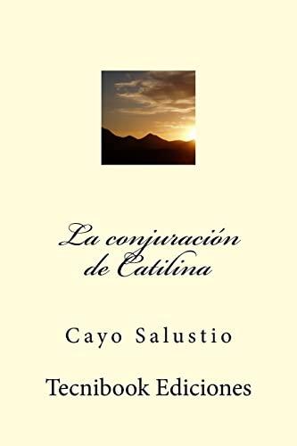 9781515220169: La conjuración de Catilina (Spanish Edition)