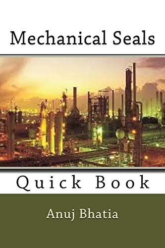 9781515226062: Mechanical Seals: Quick Book