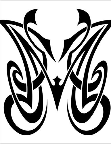 9781515226390: Hundreds Of Stunning Tribal Tattoo Designs - Volume 1 (Tribal Tattoos)