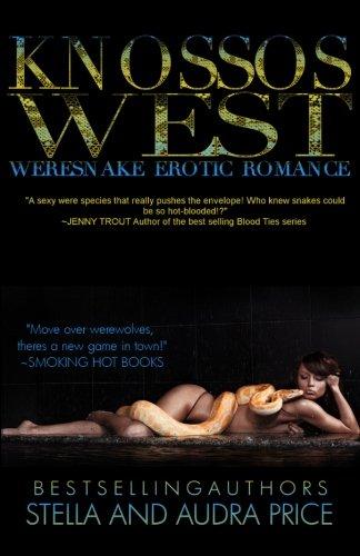9781515227175: Knossos West: Weresnake Erotic Romance