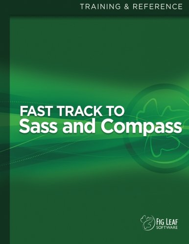 9781515228776: Fast Track to Sass and Compass