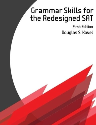 9781515233138: Grammar Skills for Redesigned SAT