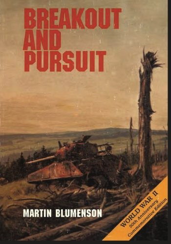 9781515233473: Breakout and Pursuit (United States Army in World War II: The European Theater of Operations)