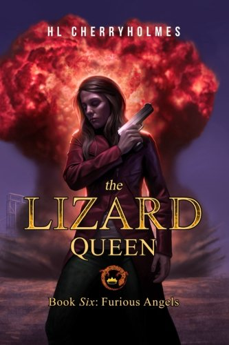 9781515239703: The Lizard Queen Book Six: Furious Angels
