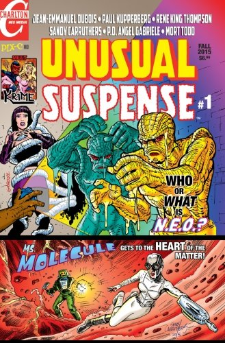 9781515249177: Unusual Suspense #1 (Volume 1)
