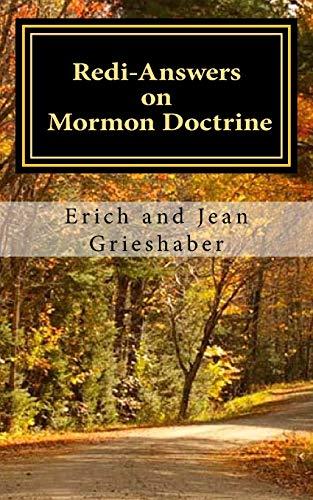 Redi-Answers on Mormon Doctrine (Volume 2): Erich Grieshaber; Jean Grieshaber