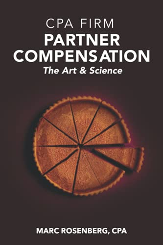 9781515258780: CPA Firm Partner Compensation