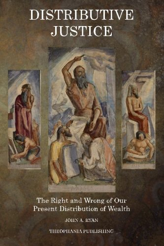 9781515261896: Distributive Justice: The Right and Wrong of Our Present Distribution of Wealth