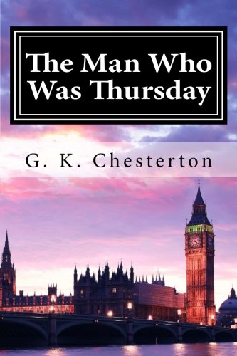9781515262619: The Man Who Was Thursday