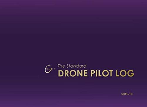 9781515272236: The Standard Drone Pilot Log: Magenta